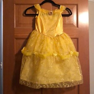 Girls Belle princess dress
